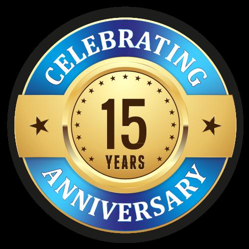 15-anniversary