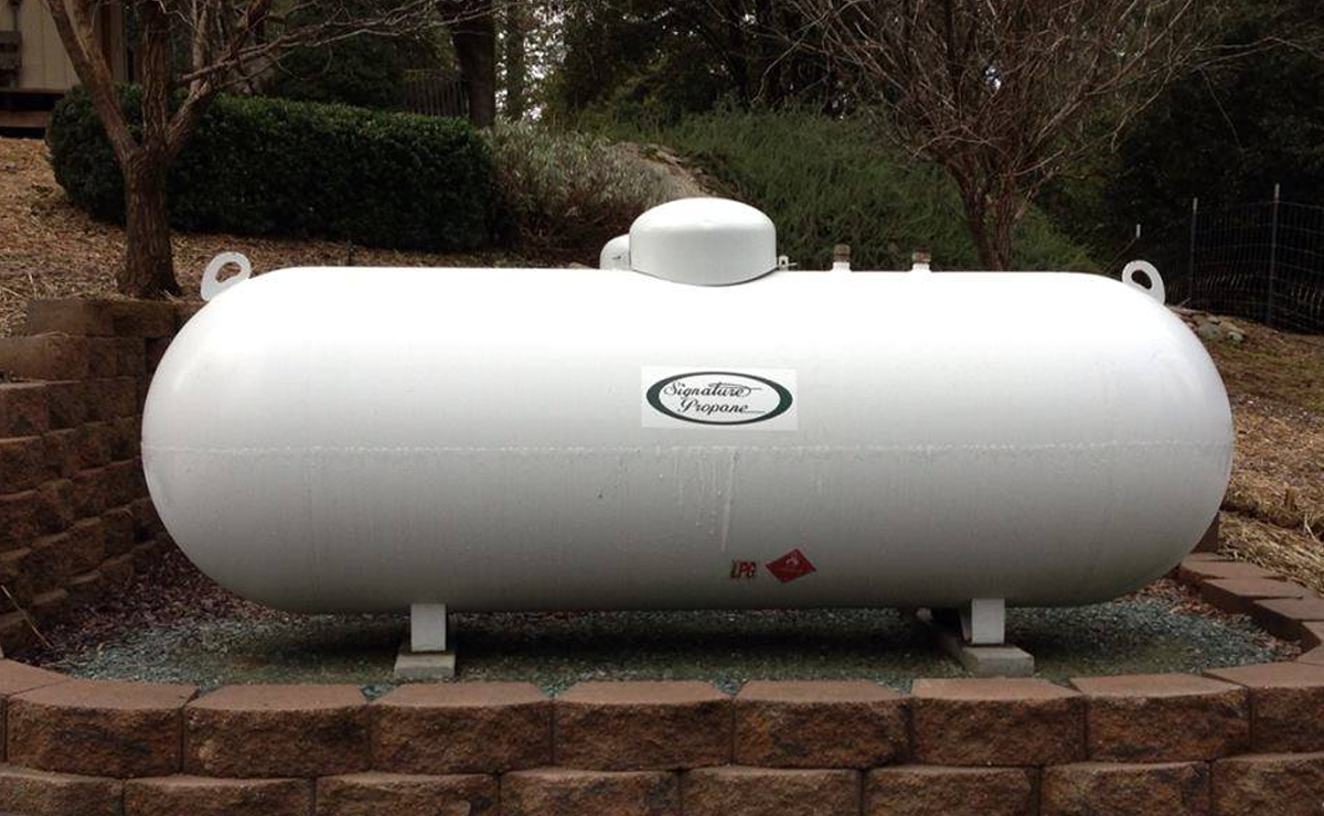 Natural Gas Tank For Home Use